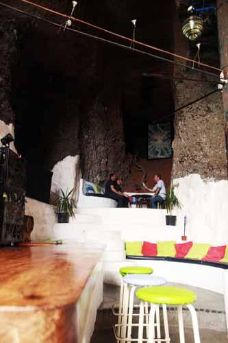 Lanzarote lagomar la cueva bar mojitos