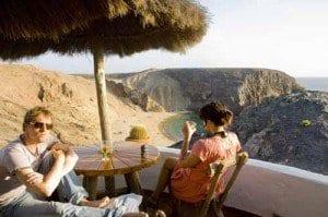 Lanzarote papagayo pareja blog