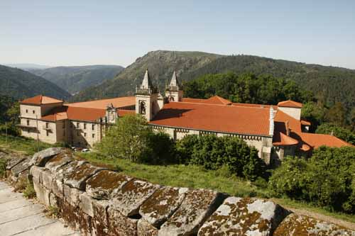 Parador Santo Estevo panoramica la viajera blog