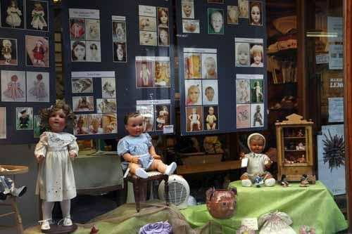 clermont ferrand taller muñecas antiguas