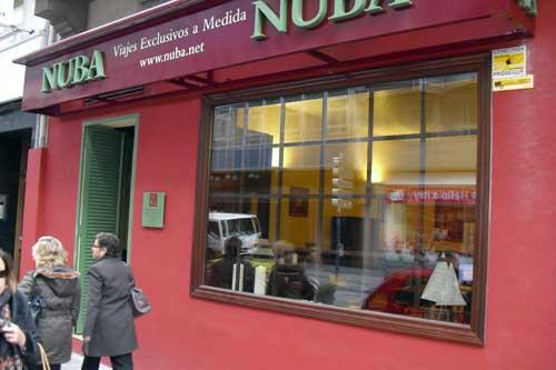 viajes Nuba en la Coruña