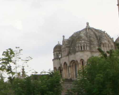 zamora catedral cupula