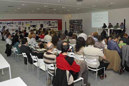 Asistentes ponencia bloggers Niemeyer foto la viajera blog