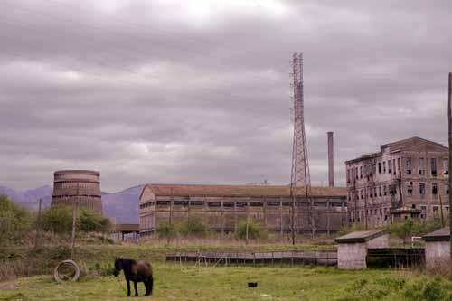 Asturias industrial blog foto