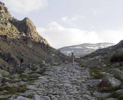 Gredos paisajes ruta