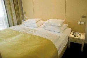 Hotel diadora zadar habitacion