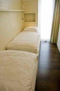 Hotel diadora zadar habitacion niños