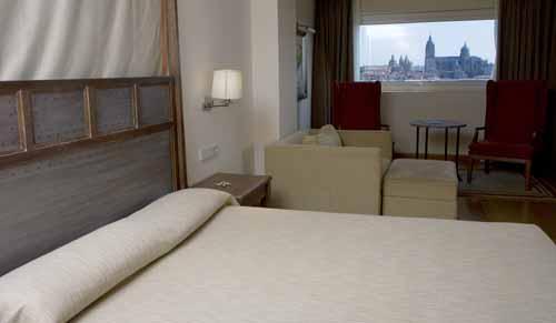 Salamanca Parador habitacion blog