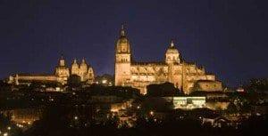 Salamanca Parador vista catedral blog