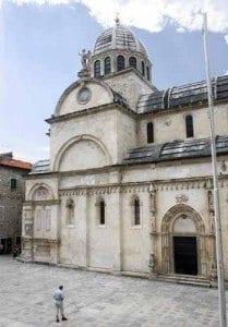 Sibenik catedral blog la viajera