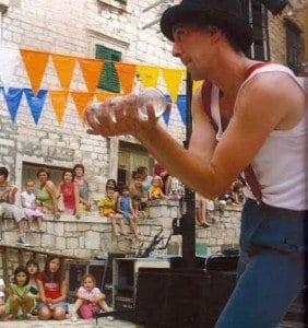 sibenik festival infantil blog la viajera