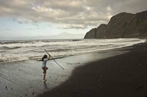 foto La Gomera Playa y Teide blog