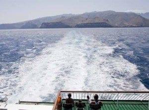 foto la Gomera ferry naviera Armas