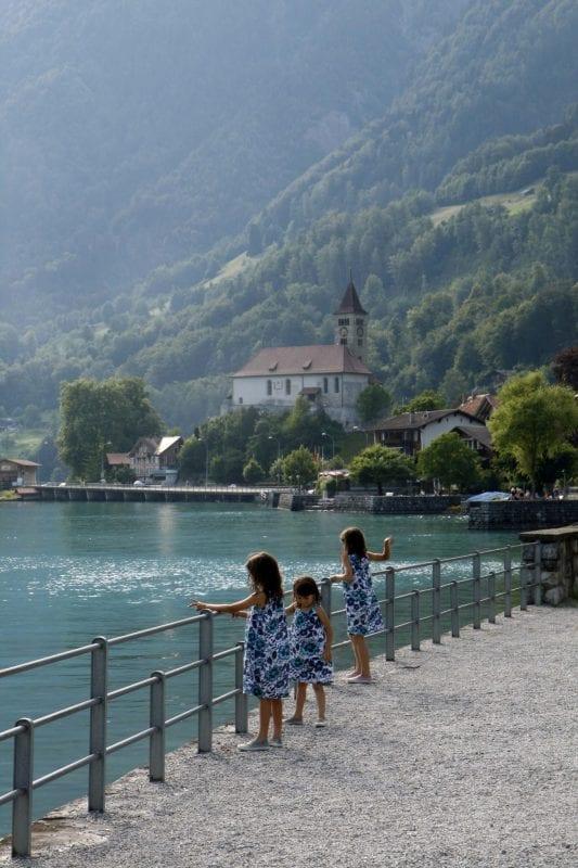 Lago Brienz Suiza