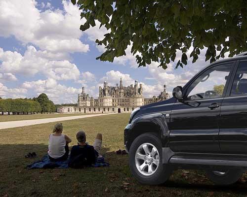 Rutas en coche castillo RACC blog la viajera empedernida