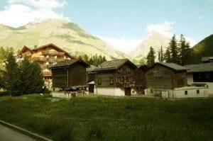 Suiza Saas Fee