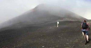 Tenerife área recreativa Arenas Negras