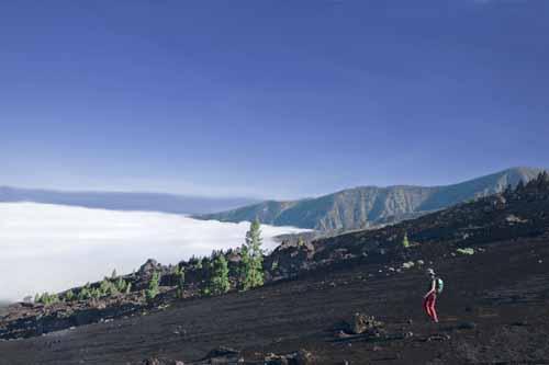 Tenerife mar de nubes