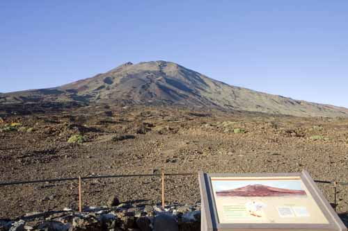 Tenerife pico viejo blog