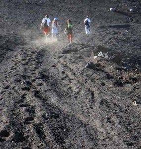 Tenerife ruta ceniza