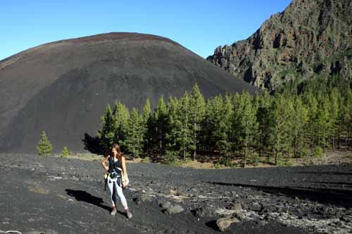 Tenerife nani arenas volcan la viajera blog