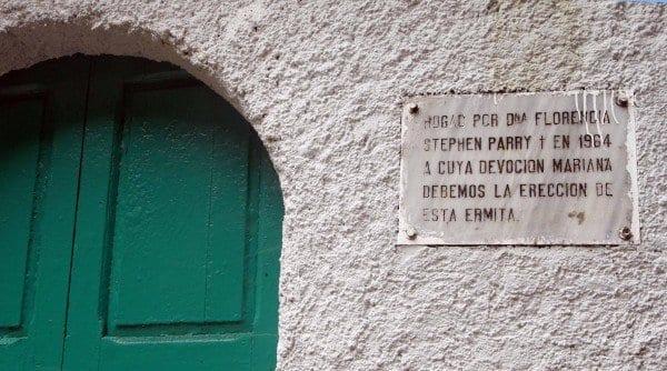 Ermita La Gomera