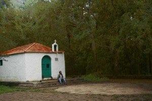 La Gomera Ermita