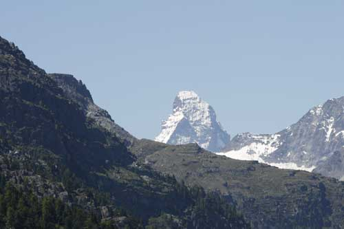 suiza grachen mattelhorn