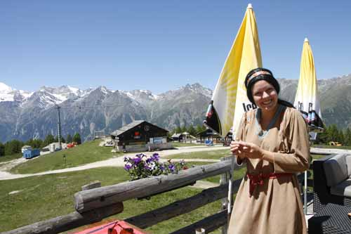 suiza grachen pocahontas