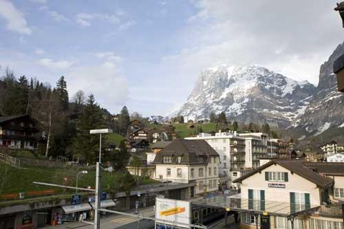 Grindelwald panoramica hotel blog