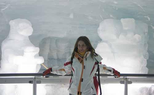 Suiza Jungfrau palacio hielo nani arenas blog