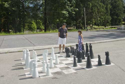 Suiza Leman Gryon ajedrez blog