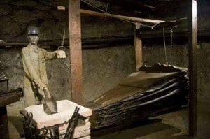 Suiza Leman minas de sal de Bex exposicion blog