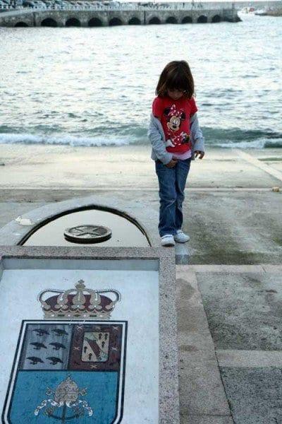 Cudillero Asturias escudo blog