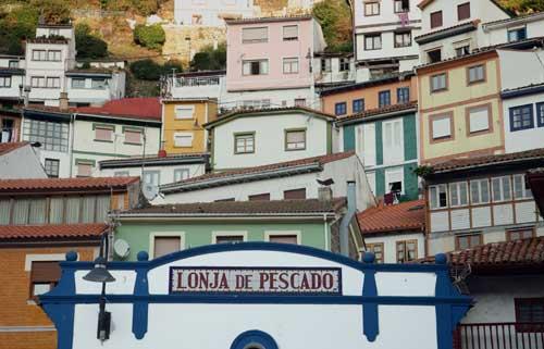 Cudillero (Asturias) lonja blog