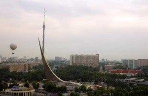 Moscu torre Ostankino vistas hotel cosmos blog
