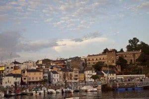 Ribadeo Lugo panoramica la viajera empedernida blog
