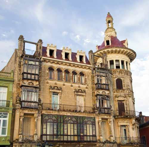 Ribadeo Lugo torre morenos blog la viajera empedernida
