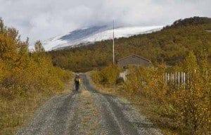 San Olav montaña final camino peregrino blog