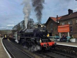Tren vapor yorkshire