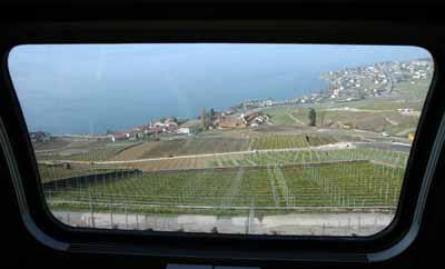 ventana tren vistas blog