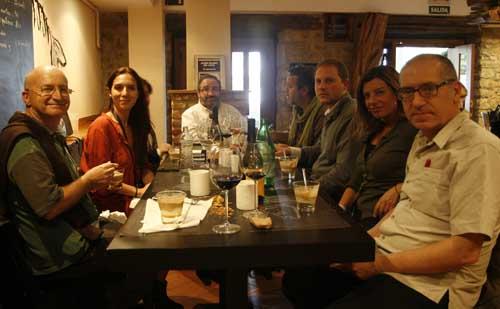 Aviles restaurante llamber blog