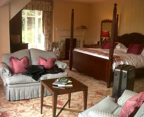 Penmaenuchaf Hall Hotel, en Dolgellau