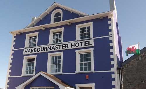 fachada hotel Harbourmaster