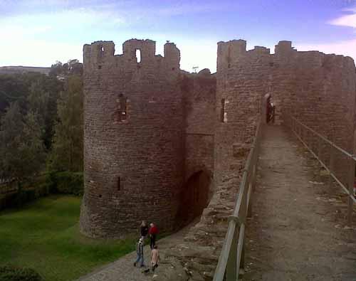 castillo Conwy