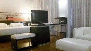 Habitación Hotel Axor Barajas
