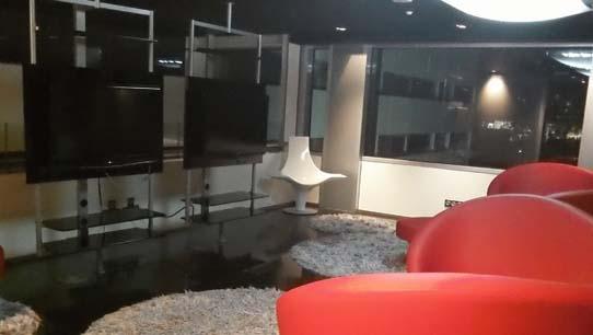 Sala wii Hotel Axor Barajas