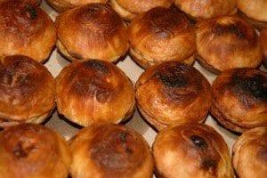 Pasteles de nata de Belem