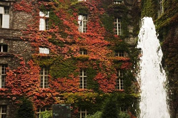 Berlin otoño