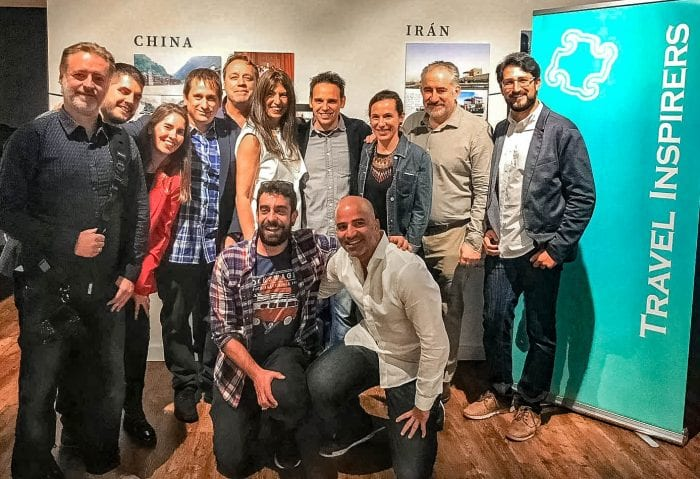 Miembros de la red Travel Inspirers